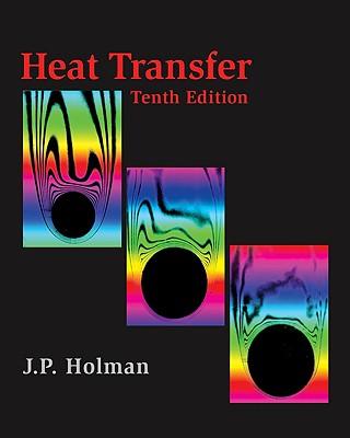 Heat Transfer By Holman, J. P.